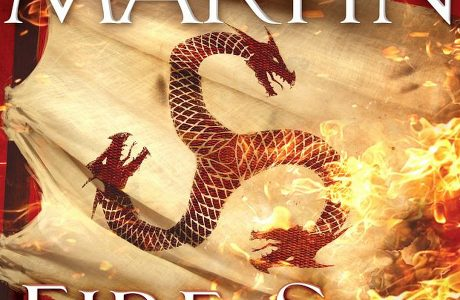 Ausschnitt Cover: George RR Martin - Fire and Blood (US)