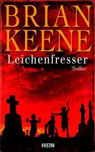 Cover Festa Verlag: Brian Keene: Leichenfresser