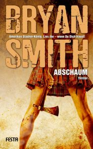 Cover Festa: Bryan Smith: Abschaum