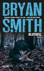 Cover Festa: Bryan Smith: Blutgeil