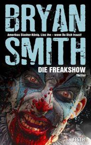 Cover Festa: Bryan Smith: Freakshow