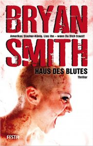 Cover Festa: Bryan Smith: Haus des Blutes