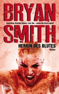 Cover Festa: Bryan Smith: Herrin des Blutes