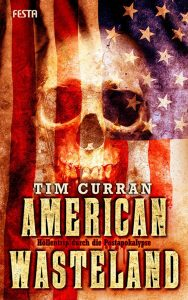 Cover Festa: Tim Curran: American Wasteland