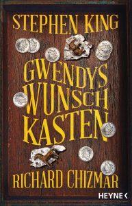 Cover Heyne: Stephen King: Gwendys Wunschkasten