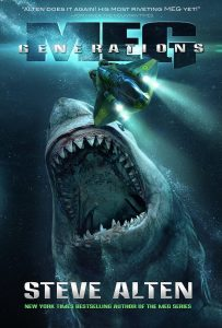Cover: Steve Alten - Meg, Bd. 6