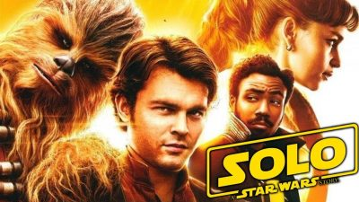 Poster: Solo - A Star Wars Story