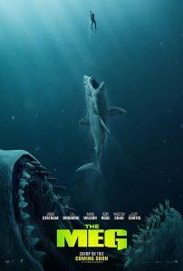 Filmposter: The Meg
