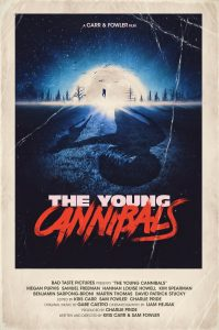 Poster: The Young Cannibals