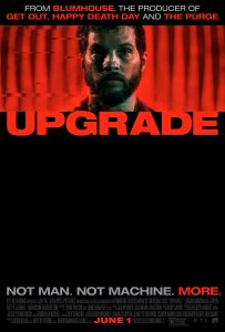 Movie Poster: Upgrade
