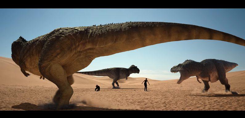 [TRAILER]: Jurassic Games (fuck, echt?) (UPDATE 01)