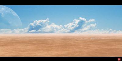 CGI Kurzfilm: Planet Unknown