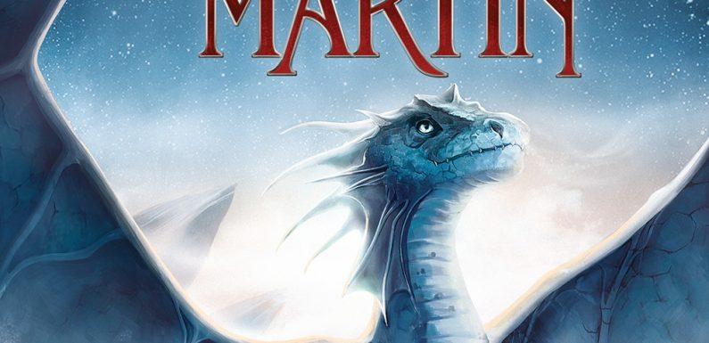 [NEWS]: George R.R. Martin: Das Lied des Eisdrachen – als Film