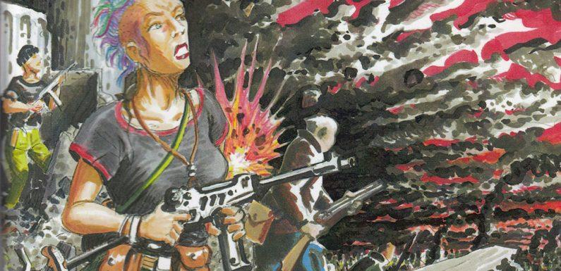 [REZENSION]: Charly Blood: Blutrosen – Morbus 5 (UPDATE 01)