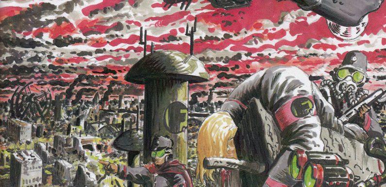 [REZENSION]: Charly Blood: Im Zeichen des Terrors – Morbus 06