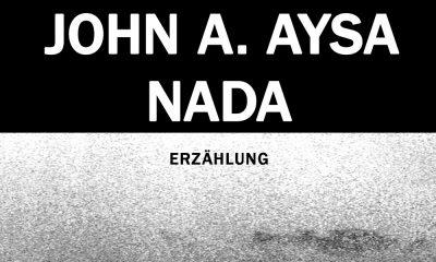 Ausschnitt Cover: John Aysa: Nada