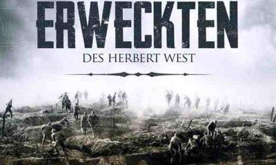 Ausscnitt Cover: Tim Curran, Die Wiedererweckten des Herbert West, Luzifer Verlag