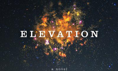 Ausschnitt Cover: Stephen King: Elevation