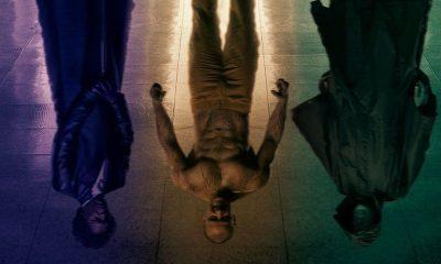 Ausschnitt Filmplakat: Glass