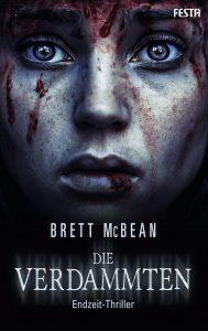 Cover Festa: Brett McBean: Die Verdammten