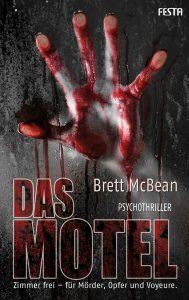 Cover Festa: Brett McBean: Das Motel