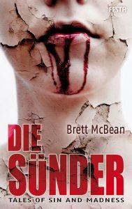 Cover Festa: Brett McBean: Die Sünder