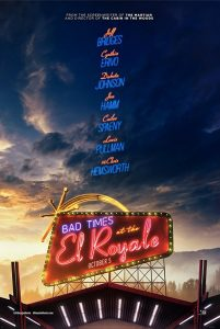 Movie Poser: Bad Times at the El Royale
