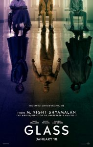 Movie Poster: Glass