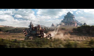 Screenshot Trailer: Mortal Engines