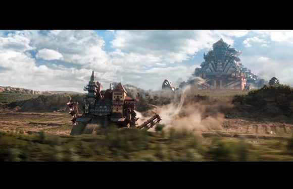 [TRAILER]: Mortal Engines (official Trailer, Peter Jackson)