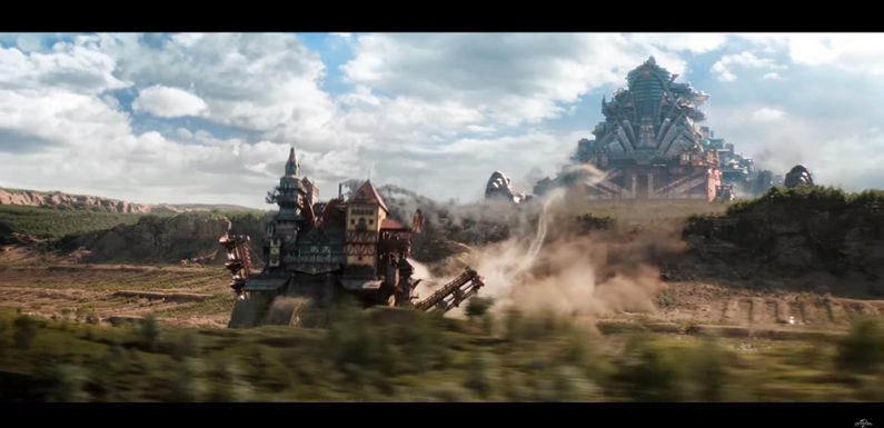 [TRAILER]: Mortal Engines (official Trailer, Peter Jackson)