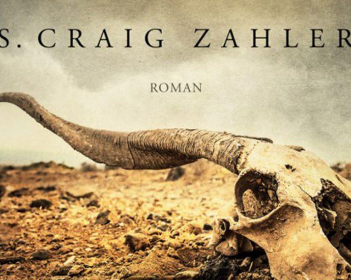 Ausschnitt Cover Luzifer: S. Craig Zahler: Wie Schatten über totem Land