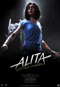 Movie Poster: Alita Battle Angel