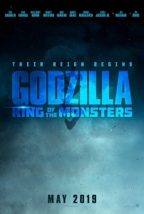 Movie Poster: Godzilla King of Monsters 2019