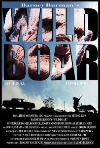 Movie Poster: Wild Boar