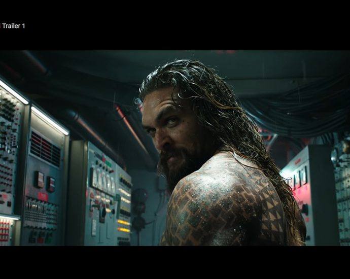 Screenshot: Aquaman