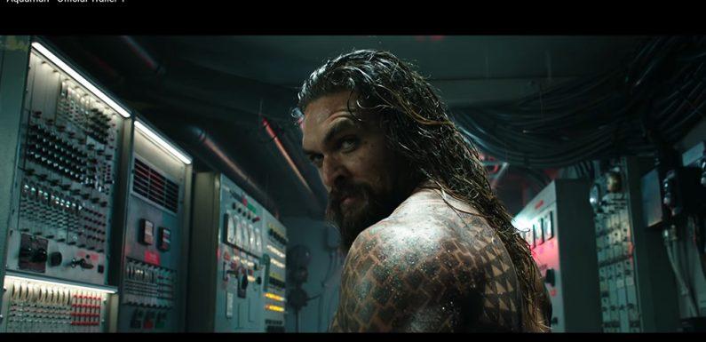 [TRAILER]: Aquaman