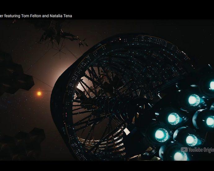 Screenshot: Origin