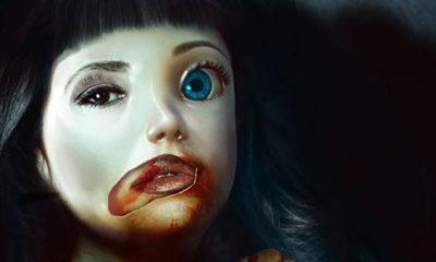 Ausschnitt Cover Festa: Tim Miller: Puppenhaus