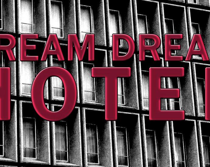 Ausschnitt Cover John Aysa: Cream Dream Hotel