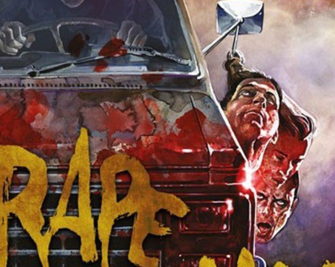 Ausschnitt Cover Festa: Tim Miller: Rape Van