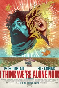 Movie Poster: I Think We're Alone Now