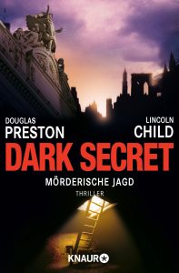 Cover Droemer Knaur: Preston & Child: Dark Secret