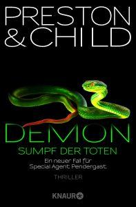 Cover Droemer Knaur: Preston & Child: Demon