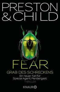 Cover Droemer Knaur: Preston & Child: Fear