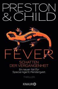 Cover Droemer Knaur: Preston & Child: Fever