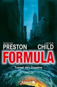 Cover Droemer Knaur: Preston & Child: Formula