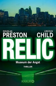 Cover Droemer Knaur: Preston & Child: Relic