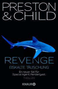 Cover Droemer Knaur: Preston & Child: Revenge