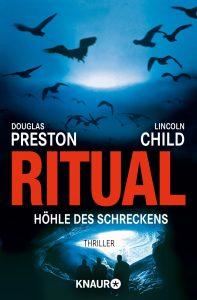 Cover Droemer Knaur: Preston & Child: Ritual